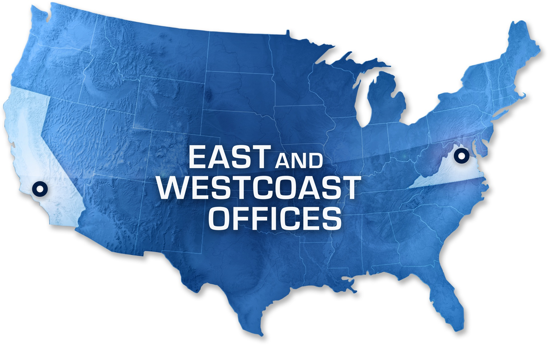 East and West Coast Offices