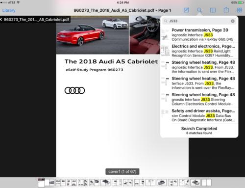 Audi SSP Library App