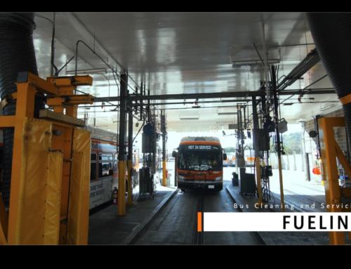LA Metro CNG Fueling Video